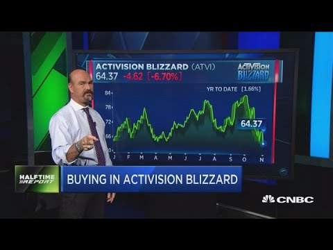 Activision Stock Slips As It Opts For Google Over Amazon In Gaming