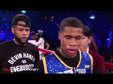 Devin Haney 5th Pro Fight - Devin Haney vs. Rafael Vazquez - RealDevinHaneyTV Episode 6