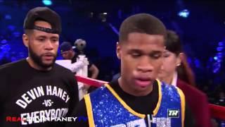 Devin Haney 5th Pro Fight - Devin Haney vs. Rafael Vazquez - RealDevinHaneyTV Episode 6
