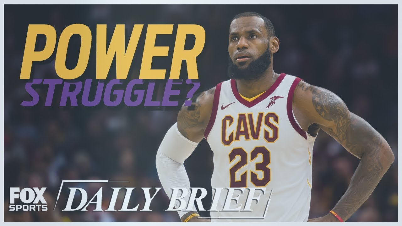lebron-james-le-veon-bell-bryce-harper-7-17-18-fox-sports-daily-brief