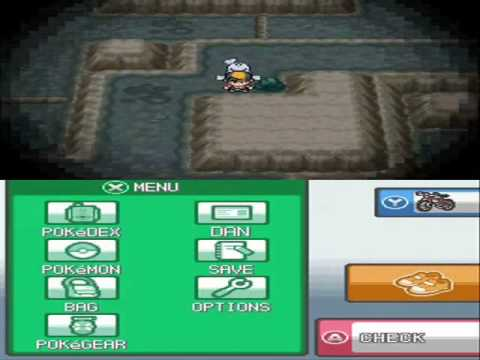 Pokemon Heart Gold Walkthrough 68 - Whirl Islands