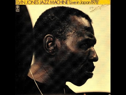 Elvin Jones Jazz Machine, Live In Japan - Antigua