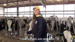 Thank you to the more than 65 dairy farmers from age 1 to 81 for he...