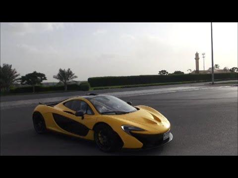 SuperSprint U.A.E Exotic Car Drive On Board Ferrari FF Part 1!!
