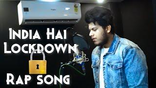 India Hai  LOCKDOWN | Rap Song | Shreyash Soni aka Tevar | Instrumental Freaks Production Images