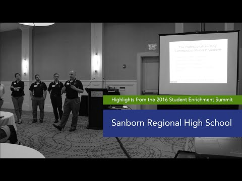 SES16 - Sanborn Regional High School