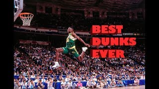 NBA Ultimate Dunk Compilation Of All Time