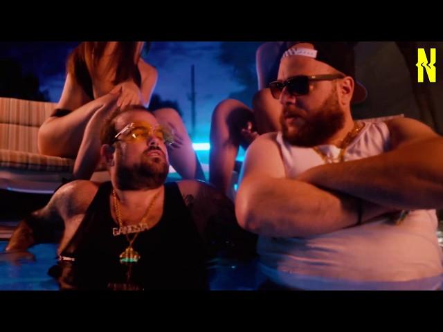 BIG NISFA x LIL' TRAPTIS - ΣΚΟΥ [Official Music (?) Video] - Netwix
