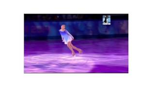 Yuna 2014 Winter Olympics Gala - Imagine(Avril Lavigne)