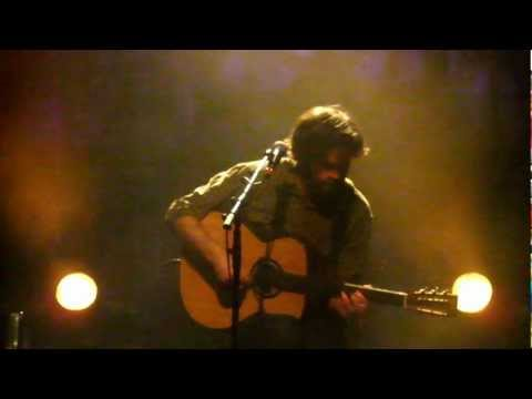 Neil Halstead - Sandy - Live @ Botanique (Brussels / Bruxelles - 21/12/2012)