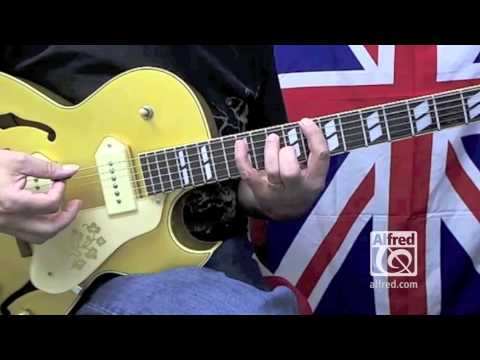 """How to Play """"Misery"""" by The Beatles on Guitar - Lesson Excerpt"""