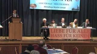 Tag der Religionsstifter Marburg 2010