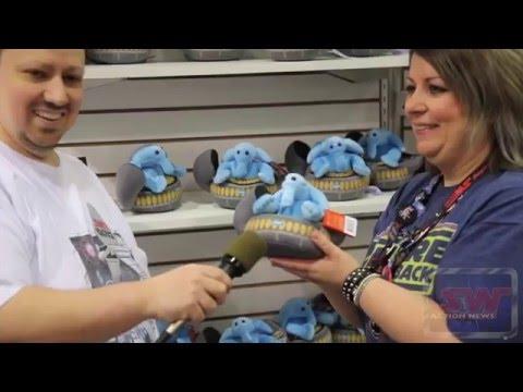 Star Wars Celebration Anaheim 2015 Store Tour