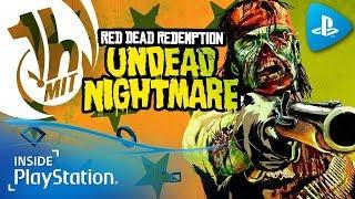 Red Dead Redemption Undead Nightmare: Zombies im Wilden Westen (PS Now) | 1 Stunde mit| PS4 Gameplay