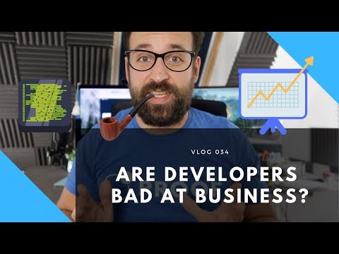 Are DEVELOPERS Bad at BUSINESS? 🕵️♂️ thumbnail
