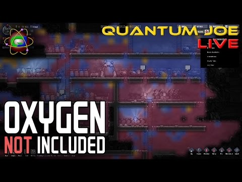 Oxygen Not Included - Carbon Dioxide Death !