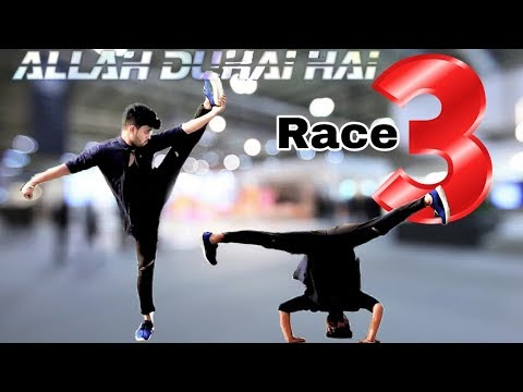 Allah Duhai Hai Dance Video - Race 3 | Salman Khan | JAM8 (TJ) | Amit, Jonita, Sreerama, Raja Kumari
