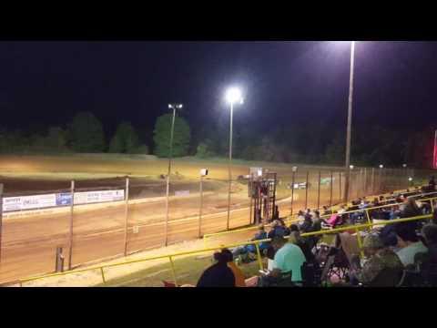 Sportsman Heat 2 Southern Raceway 5.6.17
