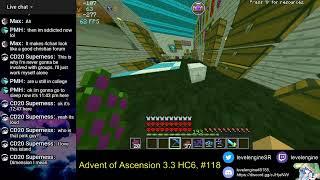Minecraft ~ Advent of Ascension 3.3 Hardcore (#118)