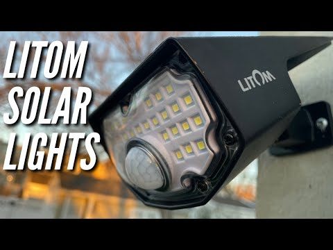 LITOM Solar Landscape Lights: The Best Solar Yard Lights of 2020?