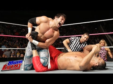 The Great Khali vs. Fandango: WWE Main Event, Oct. 16, 2013