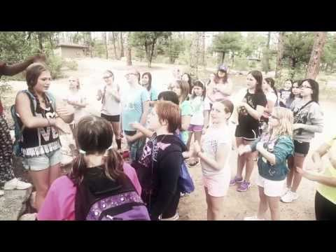 Girl Scouts Summer Camp Diary