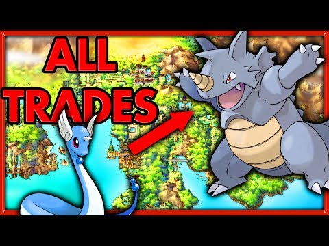 Can I Beat Pokemon Gold With Only In Game Traded Pokemon? 🔴 NO ITEMS Pokemon Challenges