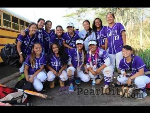 Pearl City Chargers Softball Pump Up 2016 || HD