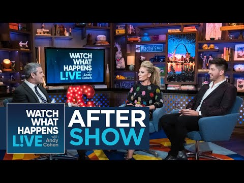 After Show: Kate Chastain's Least Favorite Charter Guest | Below Deck | WWHL