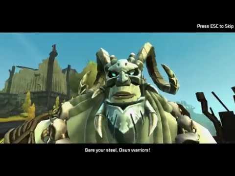 WildStar PVE - Chua Medic Gameplay Part 16 - Auroria 100% Map Walkthrough