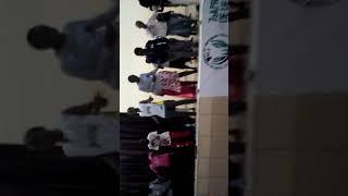 Konglandanajn dancojn ridigis multajn dum la 7a kongreso