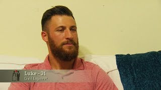 Married At First Sight: Luke Blames Kate For The Kiss