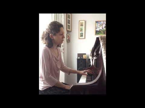 Lockdown Pianist Alphabet - I