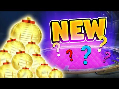 NEW GOLDEN LANTERN 2021 CRATE OPENING On Rocket League