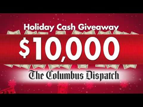 Win Holiday Cash from The Columbus Dispatch!