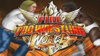 ИДЕАЛЬНЫЙ РЕСТЛИНГ ► Fire Pro Wrestling World