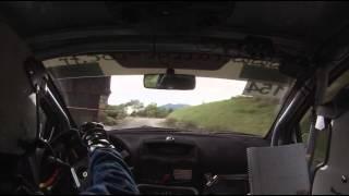 Rallye Mont Blanc 2015 Alexandre Tournier - Nathalie Vignal, Citroën C2 A6k
