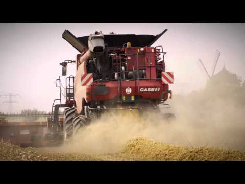 Case IH Axial-Flow: Simply advanced