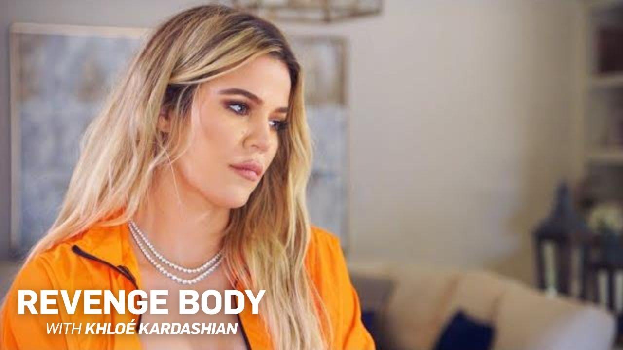 8b759f58dca Khloé Finds Out About Mother's Custody Battle Fears | Revenge Body with  Khloé Kardashian | E!