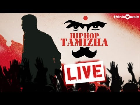 Hiphop Tamizha Live Performance @ Meesaya Murukku 150 Million+ Streams Celebration | Sundar C