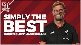 Jurgen Klopp - Simply The Best   The United Stand Roasting