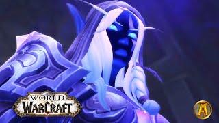 Alleria Harnesses the Void Cinematic [Reincarnation] - WoW Legion 7.3.5 Argus