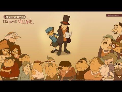 Layton : l'étrange village HD App Revisión - Games - …