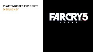 Far Cry 5 - Plattenkisten Fundorte - Diskjockey