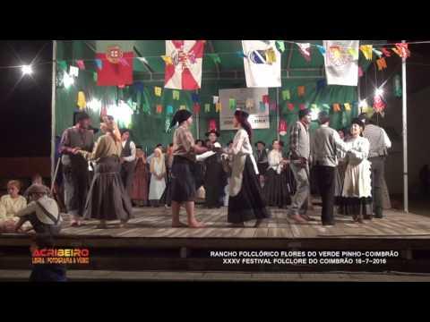 RANCHO FOLCLÓRICO FLORES DO VERDE PINHO@XXXV FESTIVAL FOLCLORE COIMBRÃO