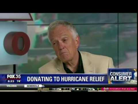 Be careful when choosing a Hurricane Relief Fund