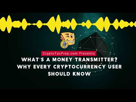 CryptoTaxPrep.com Presents: What