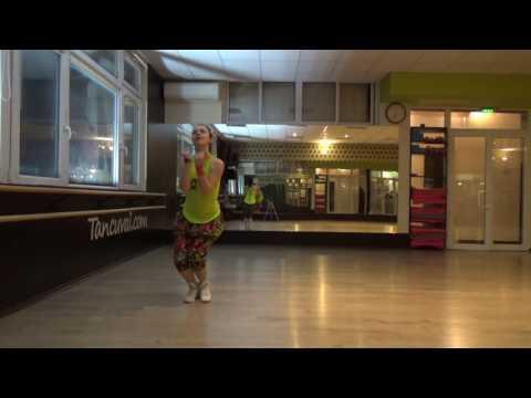 ZUMBA -  Play N Skillz -  Si una Vez  (ft  Wisin, Leslie Grace, Frankie J)