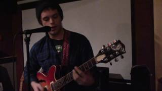 Devin Ryan - Hello, I Love You (Doors cover) at Threshers Brewing Co, Searsmont, Me