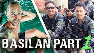 FIRST DAY IN BASILAN MINDANAO PHILIPPINES Travel Vlog